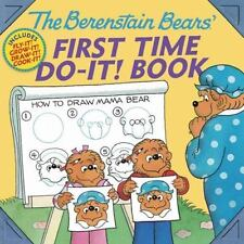 The Berenstain Bears' First Time Do-It! Book (Paperback or Softback)