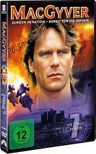 MacGYVER, Season 7 (Richard Dean Anderson) 4 DVDs NEU+OVP