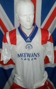 "Original Vintage Rangers FC SS Away Shirt 1992-1993 (44""/46"")"