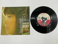 RARE FRENCH EP FRANCOISE HARDY ET MEME w/ picture sleeve shipped from US Tested