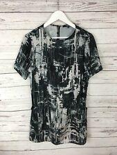 FIRETRAP Dress - Size Medium UK10/12 - Black - Great Condition
