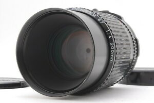 """Near Mint"" SMC Pentax 67 200mm F/4 MF Telephoto Lens Tested 6x7 From JAPAN #43"