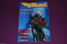 WARHAMMER MONTHLY - Issue  4 - Black Library - Bloodquest Titan Daemonifuge