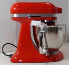 NEW OPEN BOX KitchenAid KSM3316PHT Artisan 3.5-Qt Mini Stand Mixer, Red $499.99
