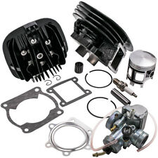 66.75mm Piston Top End Gaskets Spark Plug Yamaha YFS200 Blaster  2001-2006