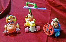 Chip 'n Dale Rescue Rangers Vintage McDonald's Toys ft. Chip, Dale, Gadget 1989