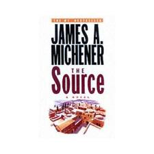 The Source by James A. Michener, Steve Berry (introduction)