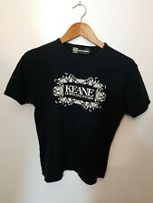 Keane Hopes and Fears Graphic Rag And Bone T Shirt Womens Small