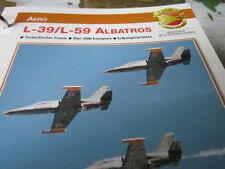 Moscas 5: tarjeta 3 Aero l 39, l 59 albatros