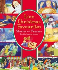(EX-LIBRARY) Lion Christmas Favourites Rock, Lois 0745946488