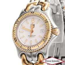 TAG Heuer Stainless Steel Gold Tone Men's Watch NR
