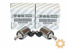 Peugeot 207 Automatic DPO/AL4 Gearbox Pressure Regulator & Lock Up Solenoid X2