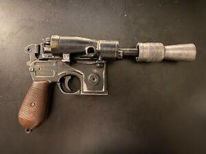 Star Wars DL-44 ESB Bespin Blaster – Han Solo Empire Strikes Back Denix Pistol