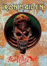 IRON MAIDEN 1992 FEAR OF THE DARK WORLD TOUR PROGRAM BOOK / BRUCE DICKINSON