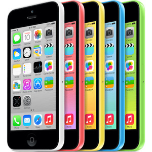 APPLE iPhone 5C VARIOUS COLOUR UNLOCKED + 6 MONTHS WARRANTY