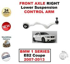 1x FRONT AXLE RIGHT Lower CONTROL ARM For BMW 1 SERIES E82 Coupe 2007-2013