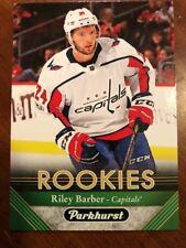 2017-18 UD Parkhurst Rookies #264 Riley Barber