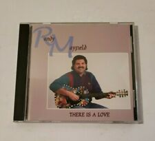 There is Love by Randy Mayfield CD Rare