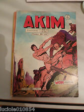 AKIM N° 646 éd Mon Journal 1986