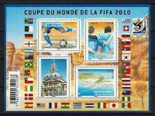 FRANCE 2010 Yvert feuille n° F4481 Coupe du Monde de Football neuf ** 1er choix