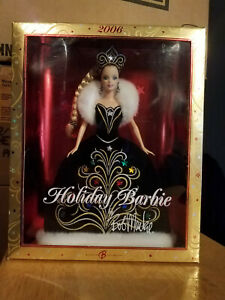 Holiday Barbie By Bob Mackie 2006 Collectable Barbie In Original Packaging NRFB