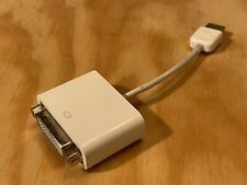 Apple, MacBook Air Micro DVI to DVI Adapter, MB204G/A, Great Condition, Working