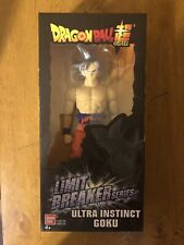 DRAGON BALL SUPER DRAGON STARS SERIES 10in ULTRA INSTINCT GOKU FIGURE NEW IN BOX