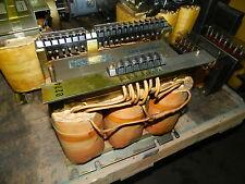 Fanuc / Shikoku 5 Kva Transformer, A80L-0001-0274, 220 to 185 / 18V, Used