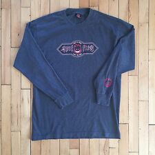 Spitfire Wheels Longsleeve Shirt Gray Large