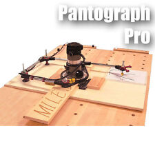 Pantograph Pro - Carve with your router - Easily create signs and plaques