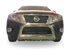 WynnTech Bull Bar Front Bumper Guard Protector For Nissan Pathfinder 2013-2016