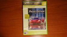 1539 Xbox Project Gotham Racing PAL