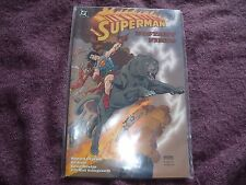Superman Distant Fires prestige format DC Comic book