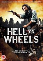 Hell On Wheels: The Complete Third Season DVD (2014) Anson Mount cert 15 3