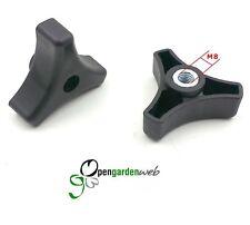 Triangolare Per Maniglia Knob Locker per Rasaerba Tagliaerba Generico Ricambio
