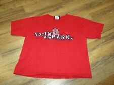 """Nike St. Louis Cardinals Kids Size 4T Shirt """"Not in our Park"""""""
