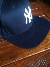 NY New Era Baseball Cap Navy Size Medium/Large