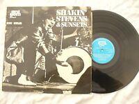 SHAKIN' STEVENS LP SELF TITLED very rare emerald 1121 stereo......33rp