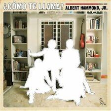 ALBERT JR. HAMMOND - COMO TE LLAMA?  CD + DVD NEU