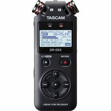 Tascam DR-05X Stereo Handheld Digital Audio Recorder & USB Audio Interface New