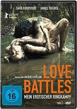 Love Battles - Mein erotischer Ringkampf DVD NEU + OVP!