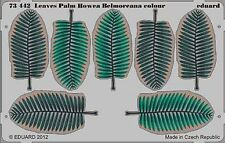 Eduard 1/72 Leaves Palm Howea Belmoreana Colour # 73442