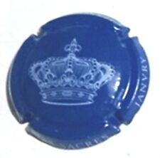 Capsule de champagne Prestige des Sacres bleu
