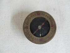WWII US ARMY CORPS OF ENGINEERS COMPASS WRIST TYPE AIRBORNE 'SUPERIOR MAGNETO'