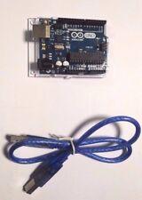 Arduino UNO Rev3 orig. HIGH QUALITY con Atmega328 P-PU + cavo USB