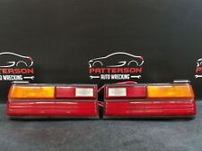 1982 TOYOTA CRESSIDA Driver Left LH & Pass. Right RH Tail Lights Lamps (Marks)