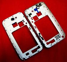 Samsung Note 2 n7100 mezzi mezzi quadro quadro chassis COVER lente Fotocamera BIANCO