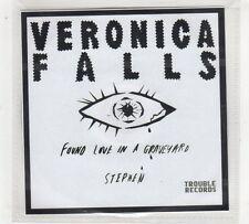 (GP899) Veronica Falls, Found Love In A Graveyard / Stephen - 2010 DJ CD