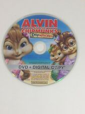 Alvin And The Chipmunks : Chipwrecked - DVD Disc Only - Replacement Disc