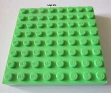 CHOOSE COLOUR lego ref 2476 Plate 2 x 2 with Pin Type 2 CHOISISSEZ
